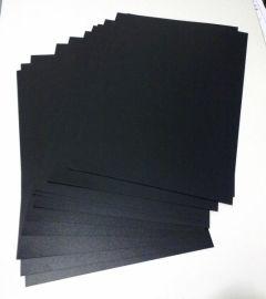 PVC发泡板 黑色发泡板 防腐耐酸塑料板 厂家直销**多厚度定制