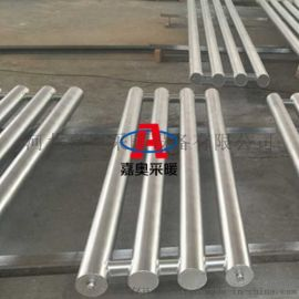 廠家直銷工業大型光排管散熱器溫室大棚加溫取暖用散熱片