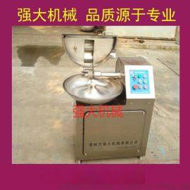 供应千页豆腐斩拌机 商用不锈钢斩拌机
