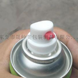 气雾剂配件 喷头 自喷漆喷漆按钮 旋转喷头 气雾剂喷雾阀 促动器