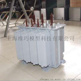 高仿真变电站变压器模型定制展览展会模型定制