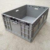 厂家直销塑料周转箱,HDPE塑料折叠箱