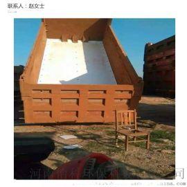 高密度聚乙烯板厂家 不沾土自卸车车厢衬板 尼龙衬板