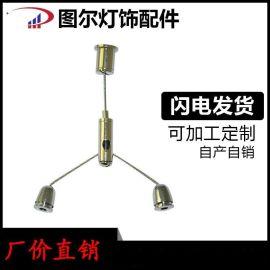 批发供应 面板灯不锈钢吊绳 西鲁式花篮钢丝吊绳配件 安装吊件