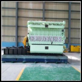 四衝程燃氣發電機組   500千瓦天然氣發電機組