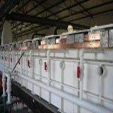 电镀锌钢丝生产线