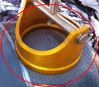 JIMIWLED手動水壓機(JM-S2)面料測試機