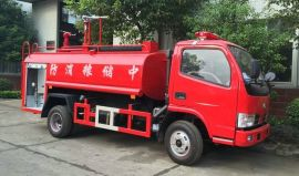 福建地区东风牌4吨消防洒水车价格