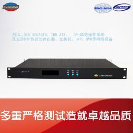 SNTP网络服务器品质保障