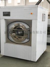 推荐一台50公斤全自动电加热洗脱机\50公斤全自动洗衣机海狮
