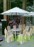 深圳戶外白色塑膠料圓桌洽談桌啤酒桌大排檔燒烤屋塑料圓出租賃
