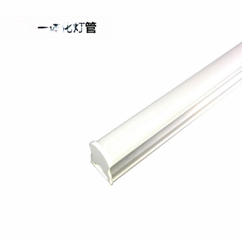 櫥窗展櫃ledT5一體化支架高光效LED日光燈10w15w18w條形節能燈管