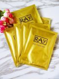泰国ray蚕丝面膜10/20片装金色银色保湿补水收缩毛孔提亮肤色批发