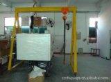 升降式龙门架1t 轻型移动龙门起重机定制