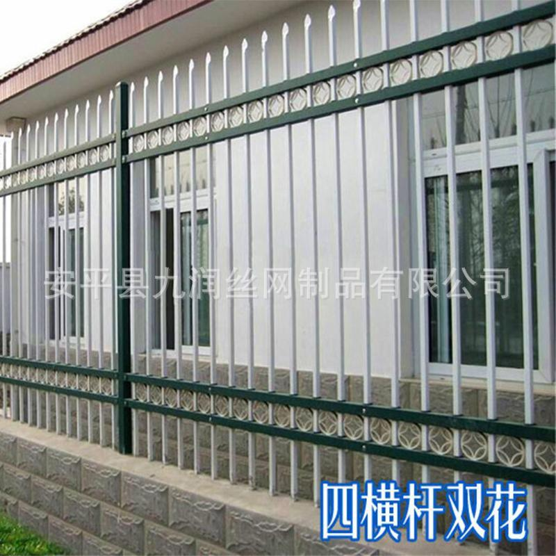九潤新型組裝護欄 小區隔離插接護欄 交通安全護欄