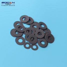 苏州硅胶制品厂家定制 五金制品配件减震硅胶垫片 出样快包设计