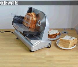 家用羊肉切片机 小型合金多功能半自动切肉机 火腿面包肥牛切片机