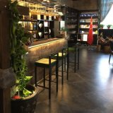 美式休閒咖啡廳吧凳酒吧高腳椅 廈門凱隆廠家直銷
