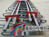 鑫威橋樑伸縮縫規格尺寸