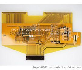 专业快速大小批量生产各类型号规格FPC单双面线路板