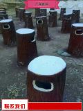 公園環衛垃圾桶量大送貨 戶外環衛垃圾箱廠家