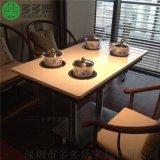 火锅桌电磁炉 台湾涮涮锅火锅桌 泡泡火锅桌椅
