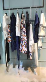 杭州时尚休闲女装 尾货 她图 18夏装惠汇服饰走份