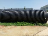 克拉管HDPE缠绕结构壁B型管2019实力厂家