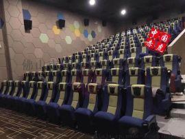 高端皮製影院沙發,款式多樣可摺疊影院座椅廠家直銷
