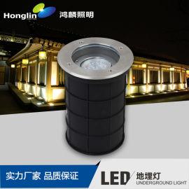 偏光LED地埋灯_可调角度偏光地埋灯_大功率LED地埋灯