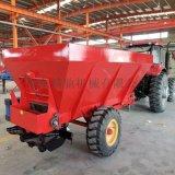 葡萄园施肥机厂家 新款大型撒肥机