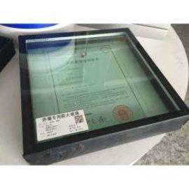 濟南恆保水晶矽防火玻璃 不發黃不起泡 質保五年