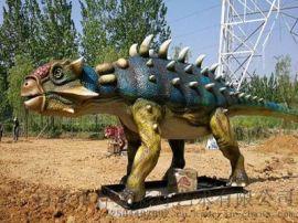自贡动态演示恐龙模型定制厂家