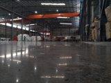 淄博工厂旧地面固化翻新,淄博环氧地坪起皮打磨处理