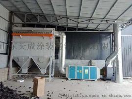 山东天成干式滤尘装置布袋式除尘器