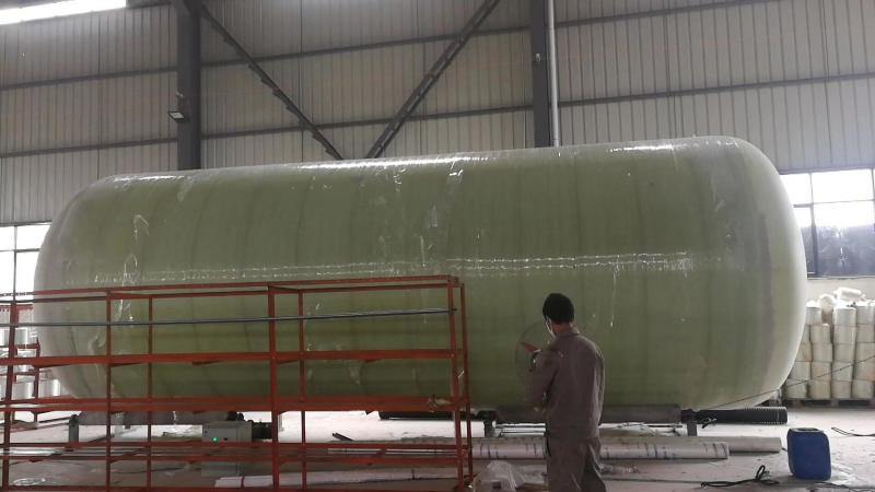 河南厕所改造玻璃钢绝缘化粪池承重高