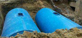 小立方沼气池 玻璃钢环保化粪池 16方化粪池介绍