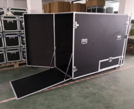 定做航空箱鋁合金箱醫療器械箱儀器箱運輸箱