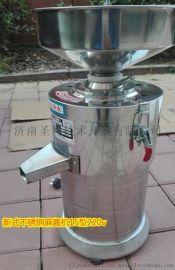 芝麻酱机器做麻汁机器专卖