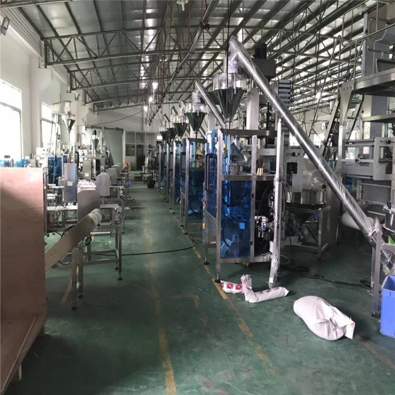 粉剂包装机械 硅藻泥粉末自动上料计量包装设备 装修材料粉打包机