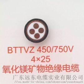 广东电缆BTLY-NG-A矿物电缆