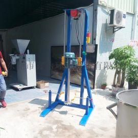 新款推出大型电动升降分散机 水性涂料高速搅拌机