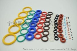 耐高温硅胶O型圈圈威密封(RingV)