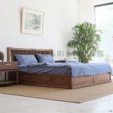 成都木易雕刻家具 原木定制家具 一榫一卯中式家具厂
