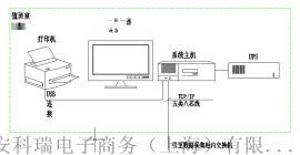 內江市市民广场A座电力監控系統的设计与应用