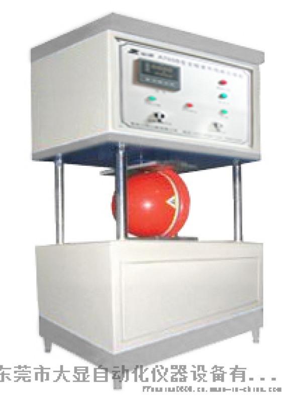安全帽侧向刚性试验机-安全帽检测设备
