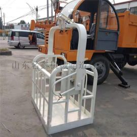 定制吊笼吊篮 建筑外墙施工安全吊篮 高空作业吊篮