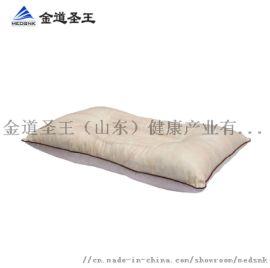 厂家直销 金道圣王科技枕头 深睡眠颈椎护颈枕头枕芯