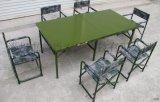 折叠椅子,野战折叠桌椅 野外训练折叠桌生产基地