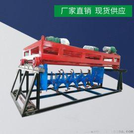 小型发酵设备 猪粪翻抛机有机肥生产线 处理综合治污技术